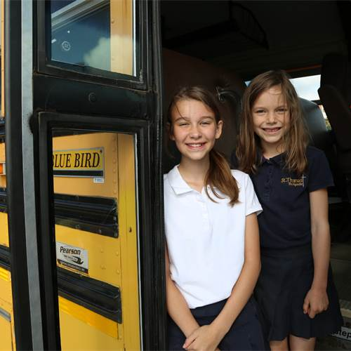 Interested in earning extra income as a school bus driver?